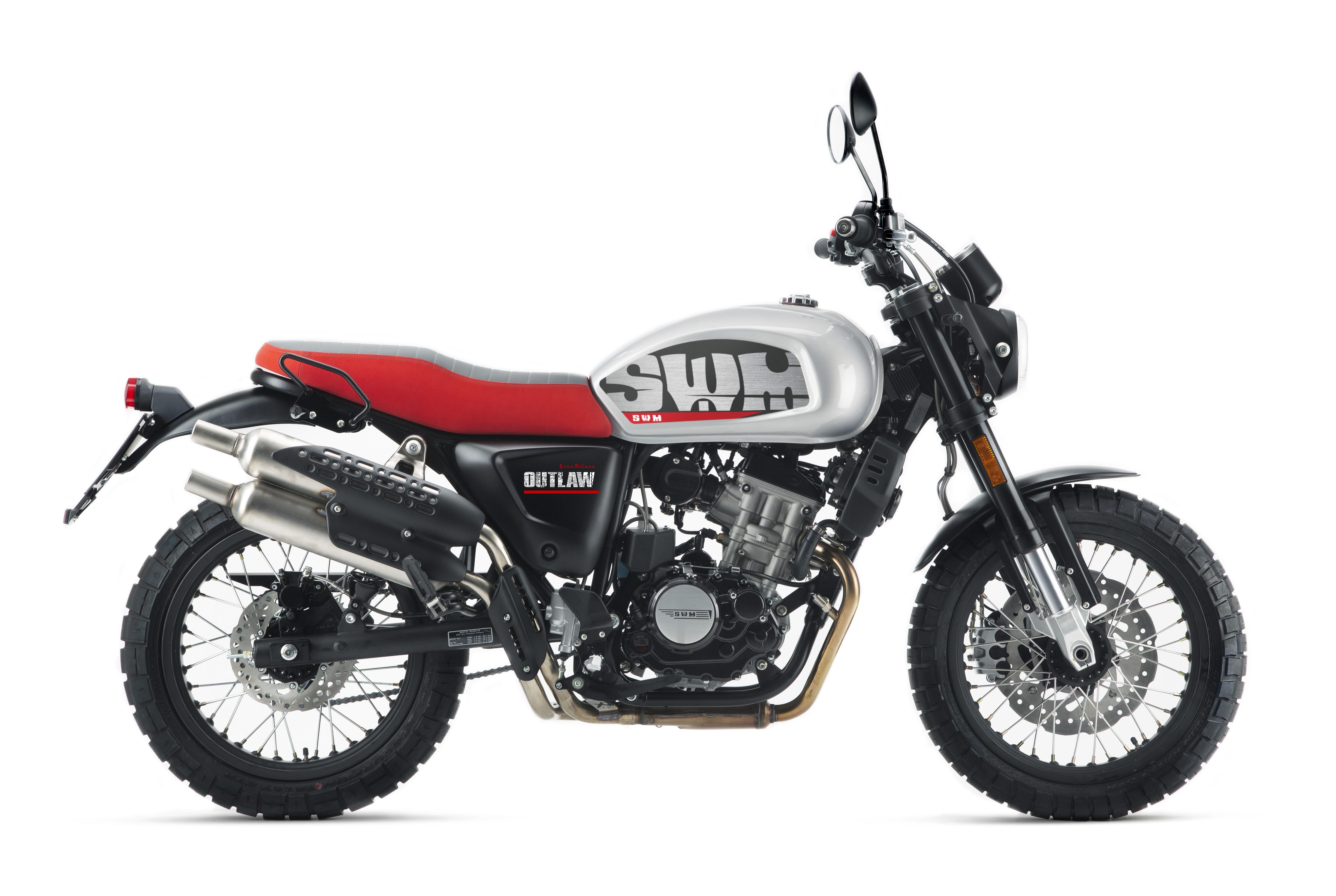 SWM Outlaw 125 sx