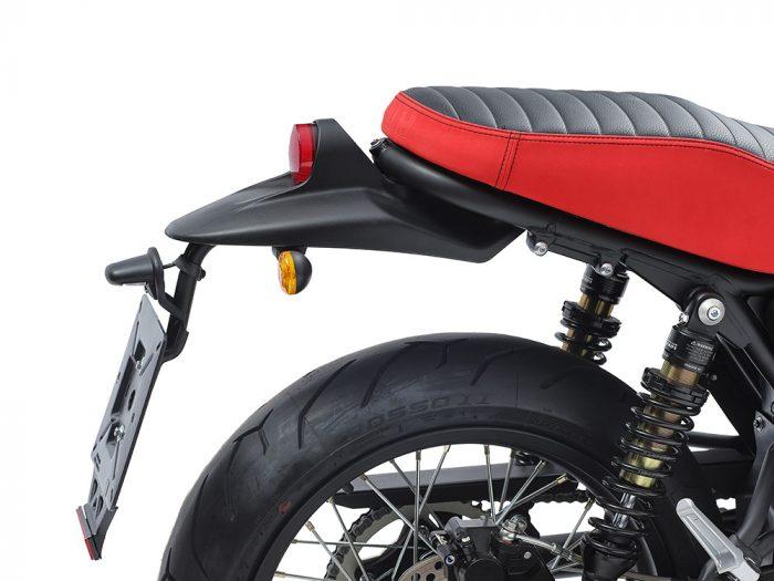 Swm Motorcycles Ace of Spade retro