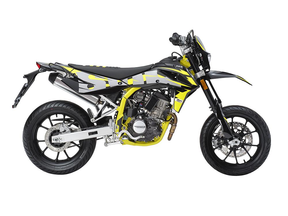SWM Motorcycles SM125R