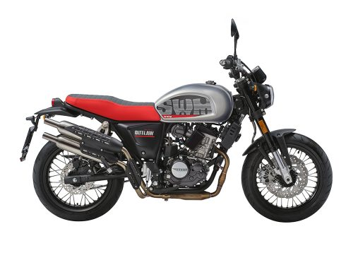 SWM Motorcycles Outlaw ruota