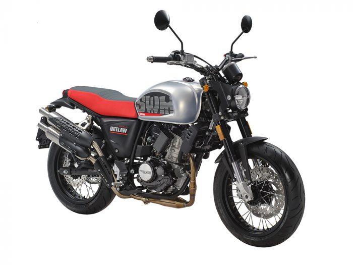 SWM Motorcycles lato