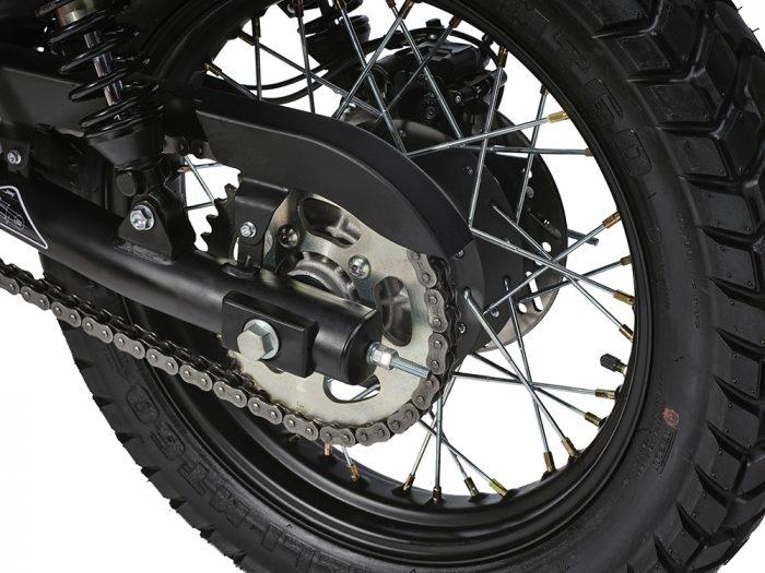 SWM Motorcycles SixDays ruota